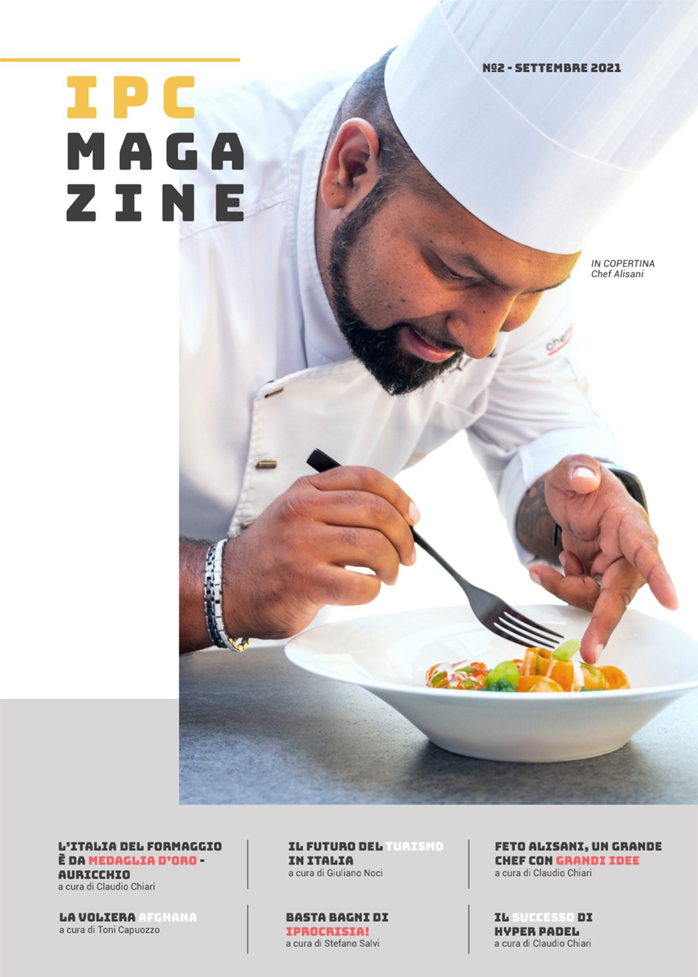 IPC Magazine presenta la crescita di Podere Cavaga